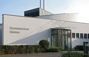 Das Krematorium in Hamm