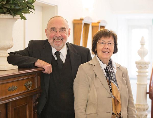 Anita und Gerhard Friedrich